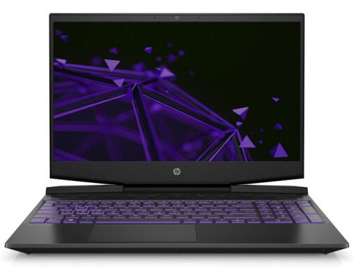 惠普 光影6 15-DK1115TX 笔记本 I5-10200H/16G/512G/GTX1650Ti/60Hz 45\%/紫