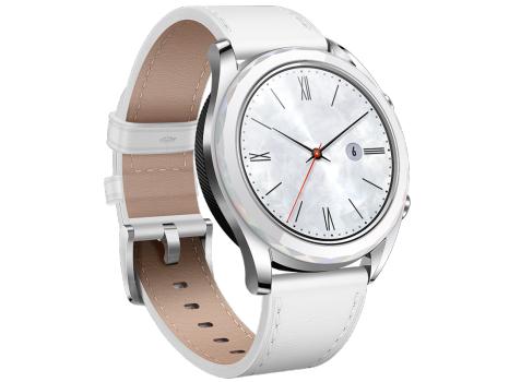 华为手表WATCH GT智能运动手环防水Pro定位NFC支付2长续航手表 雅致款 白色