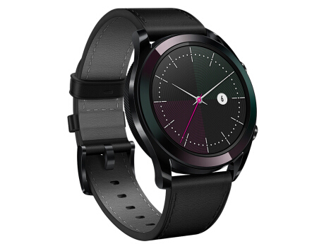 华为手表WATCH GT智能运动手环防水Pro定位NFC支付2长续航手表 雅致款 黑色