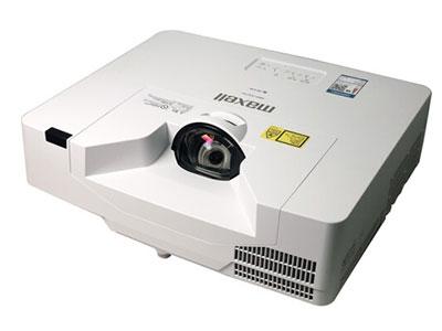 麦克赛尔MMP-K5010U激光短焦工程投影仪 3LCD液晶入门工程融合短焦投影机