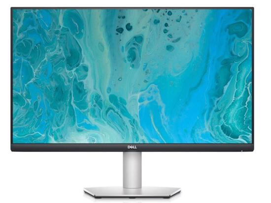 戴尔(DELL)显示器 27英寸 4K IPS 广色域 旋转升降 低蓝光 FreeSync技术 电脑 显示屏幕 S2721QS