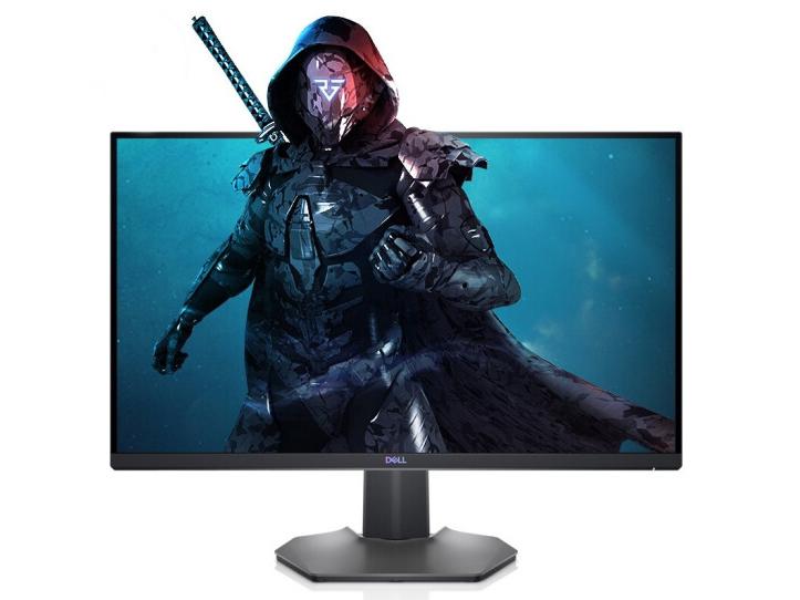 戴尔(DELL)显示器 27英寸2K高清 IPS 165Hz 电竞小金刚游戏电脑显示屏幕 S2721DGF