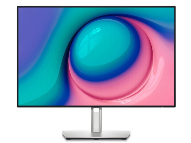 戴尔(DELL)显示器 23.8英寸全高清 IPS技术 16:10 微边框 旋转升降 设计游戏电脑 显示屏幕 U2421E