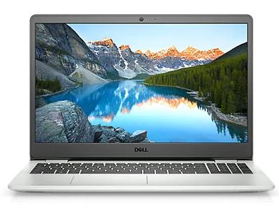戴尔  灵越3000 15.6英寸轻薄本(薄荷银)标配版  轻薄窄边框 11代 i5处理器