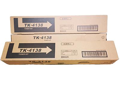 京瓷TK-4138粉盒  净重:500g 打印张数:17500 适用机型:KM-2210/2211