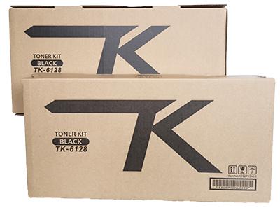 京瓷TK-6128粉盒 净重:500g 打印张数:18000  适用机型:KM-M4132idn