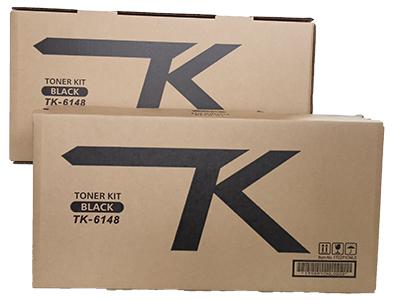 京瓷TK-6148粉盒  净重:500g 打印张数:18000  适用机型:KM-M4226idn/M4226