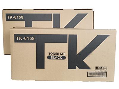 京瓷TK-6158粉盒 净重:500g 打印张数:18000  适用机型:KM-M4230idn/4230