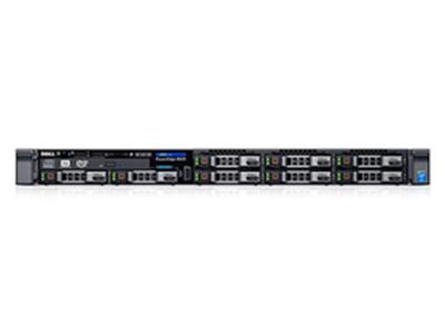 戴尔  R630(8背板)无C双散热片/8G/300G(SAS 15K 2.5)/H330/单电495W/DVDRW/3年7*24 (热盘热电)