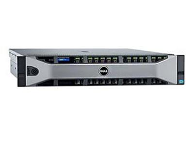 戴尔 R730(8背板3.5) 无C/8G/300G(SAS 15K 2.5)/H330/单电495W/DVDRW/8背板3.5/3年7*24  (热盘热电)