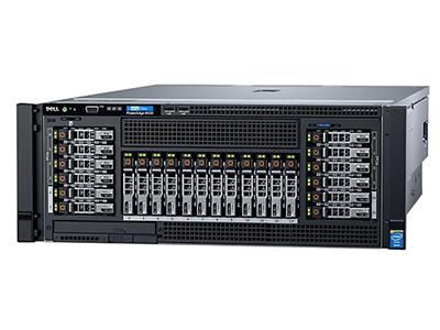 戴尔 R930 无C/8G*2/无盘/H730P/DVD/1100*2/4背板