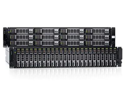 """戴尔 MD1400 双控制器(无卡)12个硬盘槽位(3.5""""),不含硬盘"""