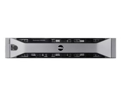 """戴尔 MD3820F 双控制器(8G) 24个硬盘槽位(3.5""""),不含硬盘"""
