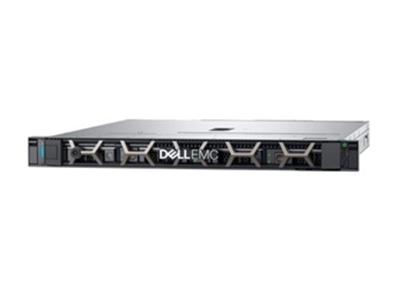 戴尔  R340(4背板)  至强四核E-2124(3.4GHz)/8GB 2666MT/s/1TB 7.2K SATA 3.5桌面/DVDRW/350W热电 (加RD卡上一条SAS线,一个风扇)+350
