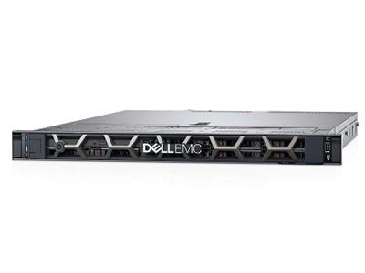 戴尔 R440(4背板) 至强六核3104(1.7GHz)/8G/300G(SAS 15K 2.5)/H330/DVDRW//3年上门服务(450冷电)(冷电热盘)
