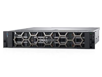 戴尔 R540(8背板)  至强六核3104(1.7GHz)/8G/300G(SAS 15K 2.5)/H330/DVDRW/450W/3年上门服务((热盘冷电)
