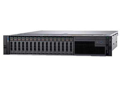 """戴尔 R740(16背板2.5) """" 至强六核3104(1.7GHz)/8G/300G(SAS 15K 2.5)/H330/DVD-RW/单电495W/3年上门服务(495W)(上GPU卡,加一个显卡  需要加1个 RISER1X16 跟RISER2和3的堵头,一条供电线+600,加2个卡 需要加RISER1X16 跟RISER2X16  加RISER3堵头  2条供电线+1000,加3个卡  需要加RISER1X16 跟RISER2X16  RISER3X16  3条供电线+ 1400)"""""""