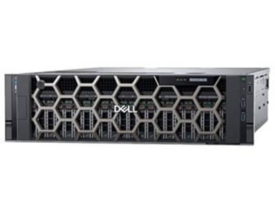 """戴尔  R940(8背板) """" 至强十二核5117*2(2.0GHz)/无内存/300G(SAS 15K 2.5)/H730P/1100W*2/无光驱/8背板2.5/3年7*24 (热插拔)(上4颗CPU,需要加 一套CPU扩展板+9000,上2颗6系列以上CPU需要加两条UPI线+1200)4颗6系列以上不用加线"""""""