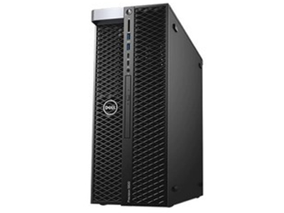 戴尔 T5820 至强四核W2123(3.6GHZ)/8G/1TB 7.2K SATA 3.5/DVDRW /950W /无显卡
