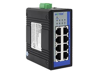 宇泰 UT-6408GC  8口千兆非网管型以太网交换机