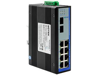 宇泰 UT-62010G系列 10口全千兆网管型以太网交换机