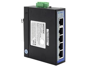 宇泰 UT-6405SA  5口百兆非网管型以太网交换机