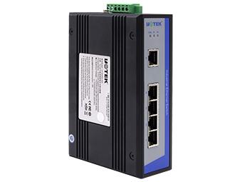 宇泰 UT-6405G-220  5口全千兆非网管型以太网交换机
