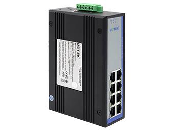 宇泰 UT-6408G-220 8口全千兆非网管型以太网交换机