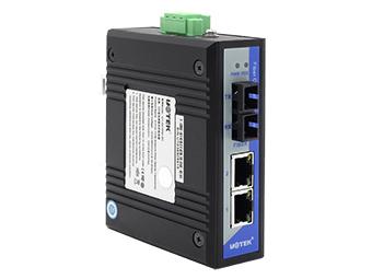 宇泰 UT-2572  2口百兆网络光纤收发器