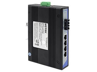 宇泰 UT-2574 4口百兆网络光纤收发器