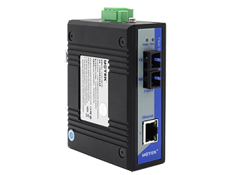 宇泰 UT-2571 1口百兆网络光纤收发器
