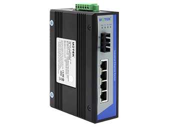 宇泰 UT-2604G-220 4口千兆网络光纤收发器