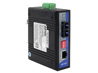 宇泰  UT-2601 1口百兆网络光纤收发器