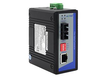 宇泰  UT-2601-220 1口百兆网络光纤收发器