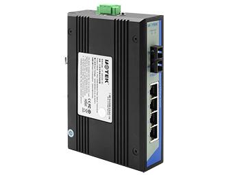 宇泰  UT-2604 4口百兆网络光纤收发器