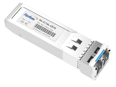 烽火  FH-311XL-CD10 SFP+万兆单模双纤光模块LC口光转电模块10G光纤模块
