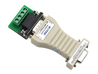 宇泰 UT-201B 袖珍型RS-232转RS-485接口转换器