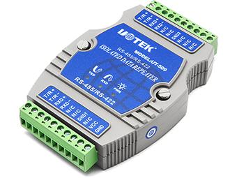 宇泰  UT-509 工业级高性能RS-485/422光电隔离中继器