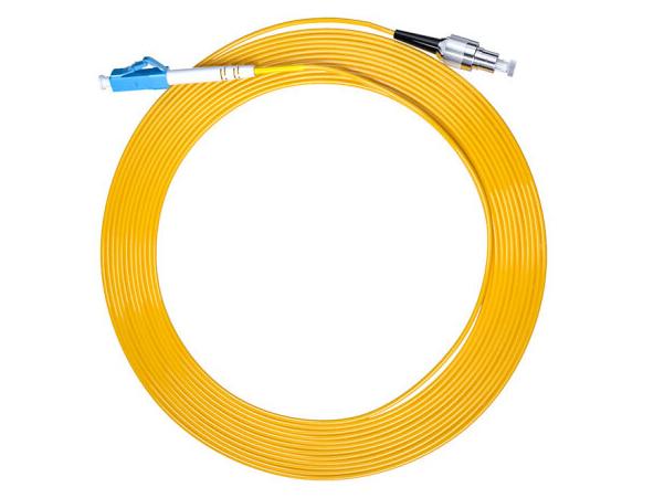 烽火(FiberHome)LC-FC-10M 光纤跳线 电信级单模单芯10米光纤熔接收发器尾纤