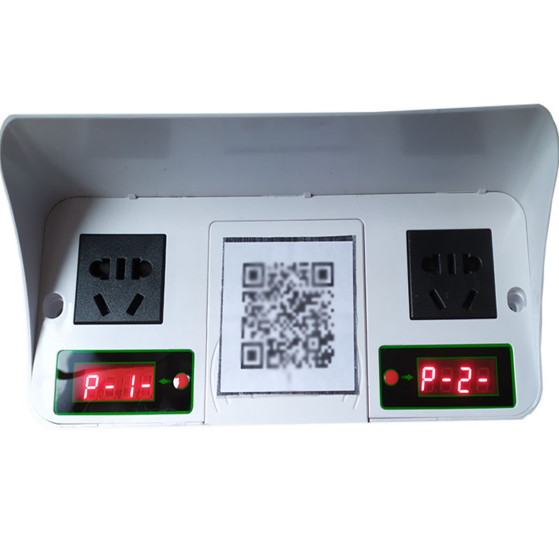 博纳威特2路大功率智能插座4400瓦2路大功率智能插座,微信支付宝扫码支付刷卡支付,可充大三轮车小四轮电车。充满断电