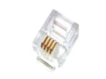 XB-06B 线贝电话水晶头(4芯)