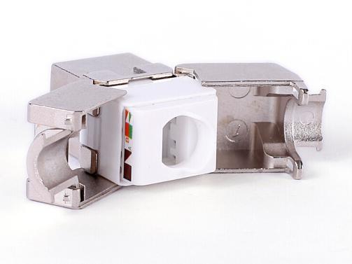 XB-03UA 六类屏蔽信息模块