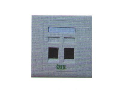 XB-07A2 线贝双口信息面板