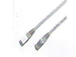 XB-2M/RJ45超五类屏蔽跳线灰色(2米)