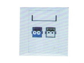 LC光纤面板