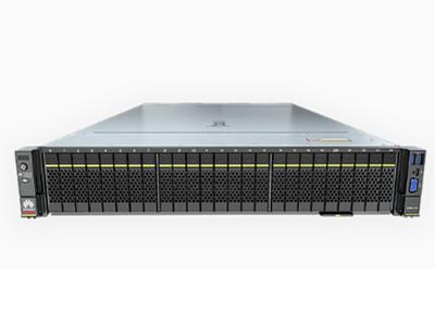 华为 FusionServer Pro 2288H V6 机架服务器  形态2U 机架服务器 处理器1/2个第三代英特尔®至强®可扩展处理器(Ice Lake)(8300/6300/5300/4300系列),最高270W 芯片组Intel C621A 内存16/32个DDR4内存插槽,最高3200MT/s;最多16条英特尔®傲腾™持久内存200系列,最高3200MT/s 本地存储 • 可配置8-31个2.5英寸SAS/SATA/SSD硬盘  • 可配置12-20个3.5英寸SAS/SATA硬