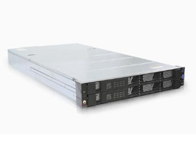 华为  FusionServer Pro 2298 V5机架服务器 形态2U机架服务器  处理器1/2个第一代英特尔®至强®可扩展处理3100/4100/5100/6100/8100系列,最高205W 内存12个DDR4内存插槽,最高2933MT/s 本地存储前端: • 可以配置24个3.5英寸SAS/SATA硬盘,支持热插拔和单盘上下电控制 后端: • 可以配置4个2.5英寸SAS/SATA/NVMe硬盘,支持热插拔 支持Flash存储: • 双M.2 SSD