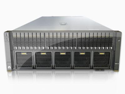 华为  FusionServer Pro 5885H V5机架服务器 形态4U机架服务器  处理器2/4个第一代英特尔®至强®可扩展处理5100/6100/8100系列,最高205W 内存48个DDR4内存插槽,最高2933MT/s;最多24个英特尔®傲腾™持久内存100系列,最高2666MT/s 可配置8个前置的2.5英寸SAS/SATA硬盘 可配置16个前置的2.5英寸SAS/SATA硬盘和8个前置的2.5英寸NVMe SSD硬盘 支持Flash存储