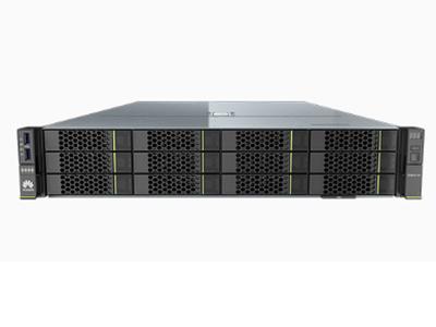 华为  FusionServer Pro 2288X V5机架服务器 形态2U机架服务器 处理器1/2个第一代英特尔®至强®可扩展处理器3100/4100/5100/6100/8100系列,最高205W 内存24个DDR4内存插槽,最高2933MT/s 支持多种不同的硬盘配置,硬盘支持热插拔: • 可配置8/24/25个2.5英寸SAS/SATA/SSD硬盘  • 可配置12/16个3.5英寸SAS/SATA硬盘  • 可配置4个NVMe SSD盘  支持Flash存储:  • 双M.2