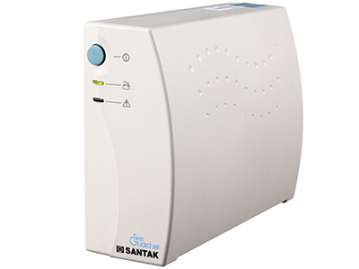 山特  TG1000 UPS不间断电源后备式家用办公电脑续航小巧美观耐用 TG1000后背式600W